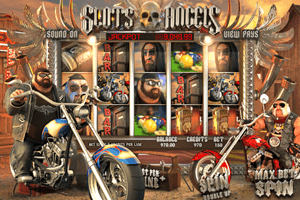 Machine à sous Slots Angels