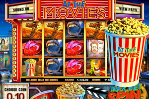 Machine a sous At The Movies