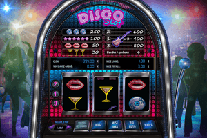 Machine à sous Disco Slot