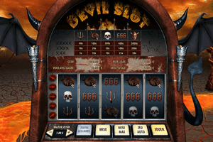Machine à Sous Devil Slot